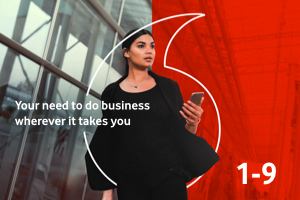 Roaming for businesses with 1-9 connections