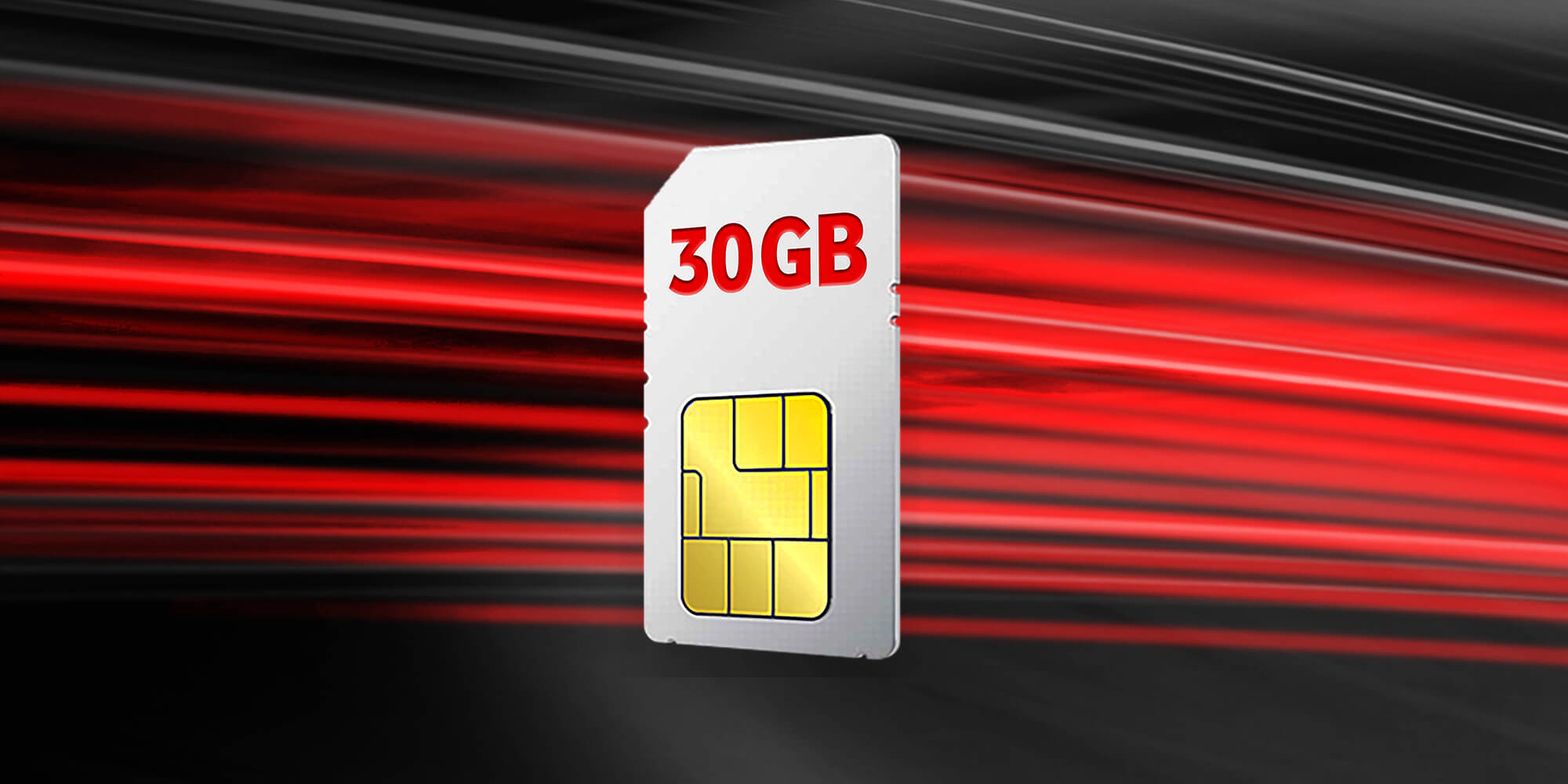 30GB Business SIM Only