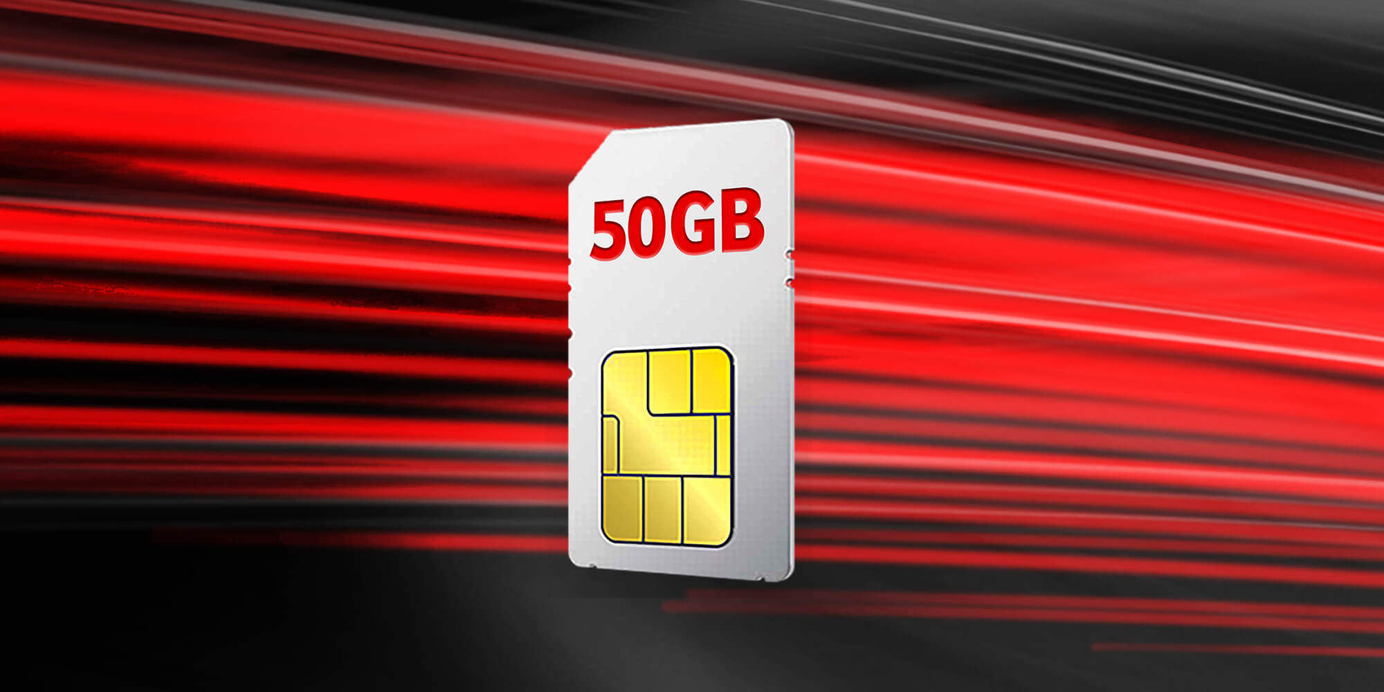 50GB Business SIM Only