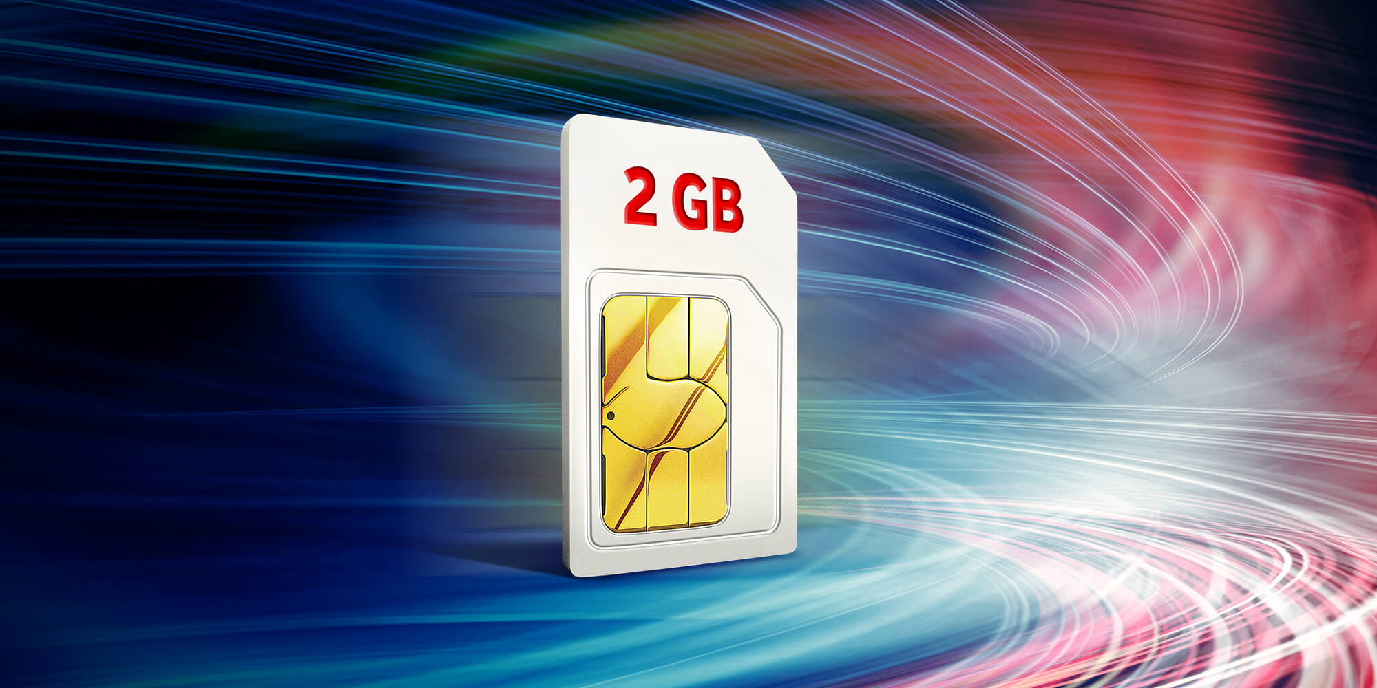 2GB Business Data SIM Only