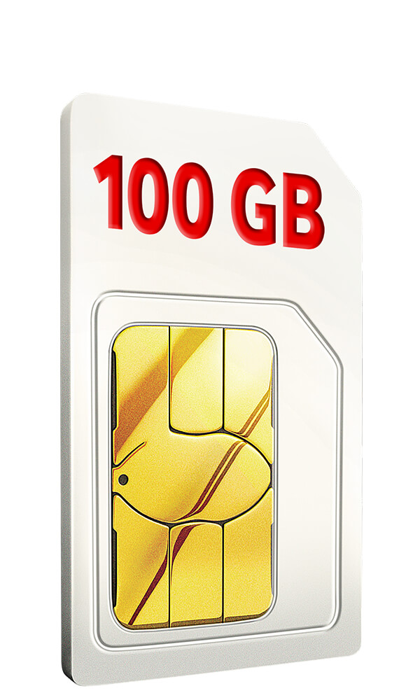100GB Business SIM Only