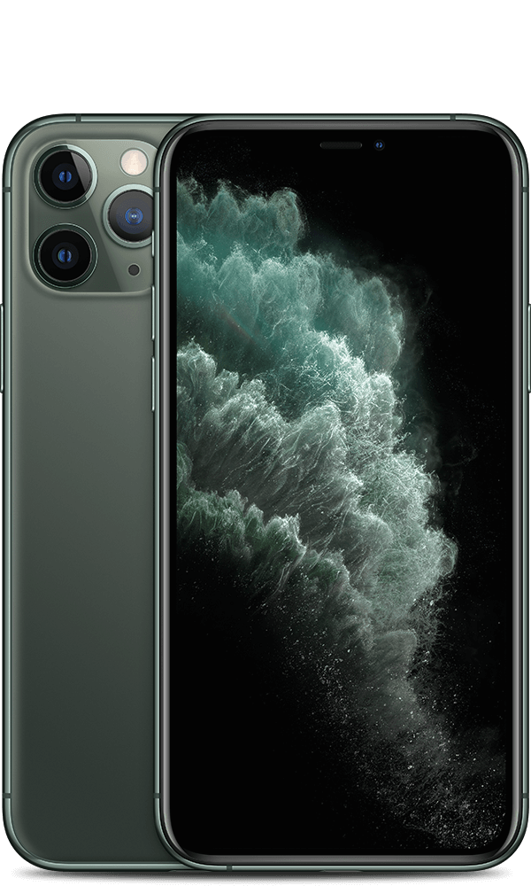 Apple iPhone 11 Pro in Midnight Green