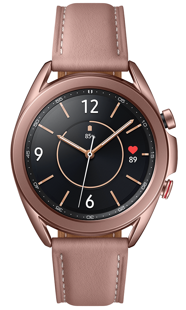 Samsung Galaxy Watch 3 41mm 4G in Mystic Bronze