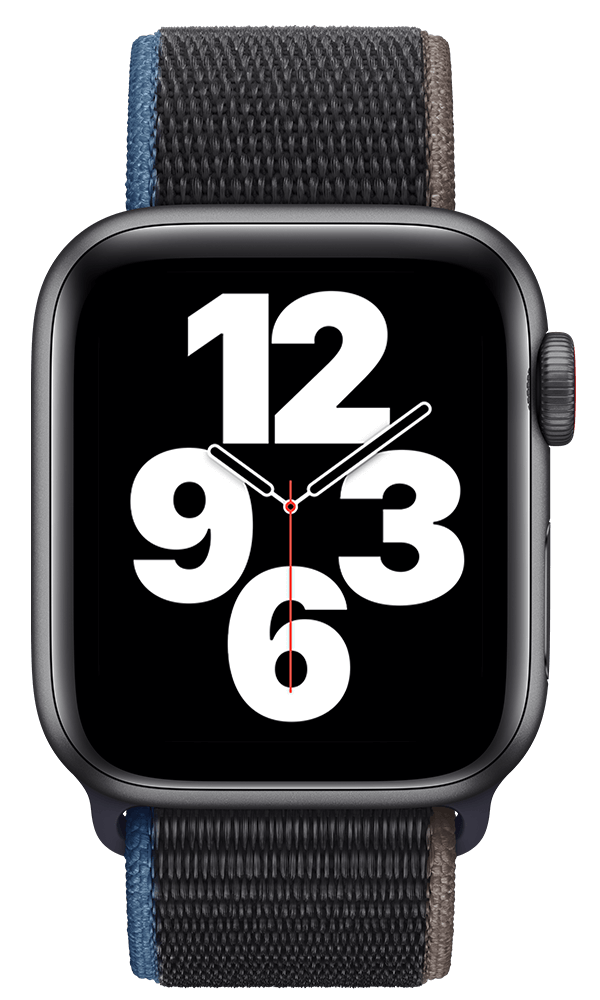 Apple Watch SE (40mm) in Space Grey