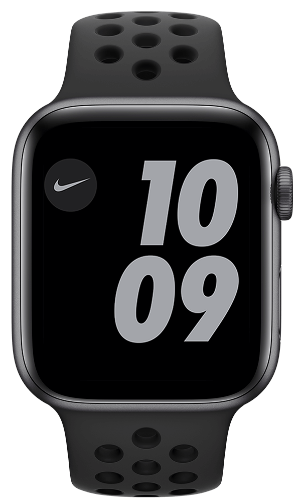 Apple Watch Nike Series 6 (44mm) in Space Grey