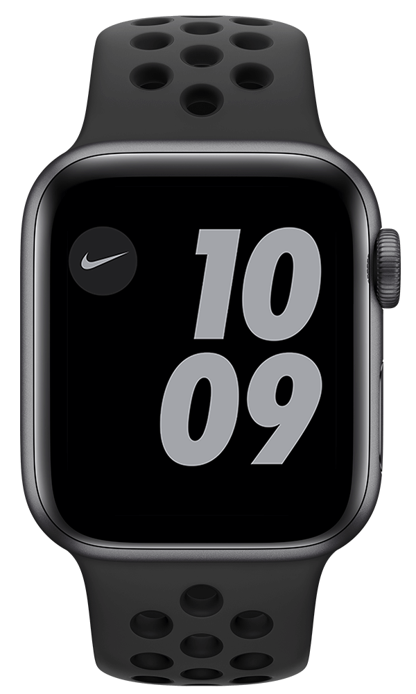 Apple Watch Nike Series 6 (40mm) in Space Grey