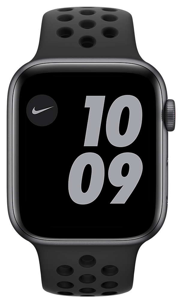 Apple Watch Nike SE (44mm) in Space Grey