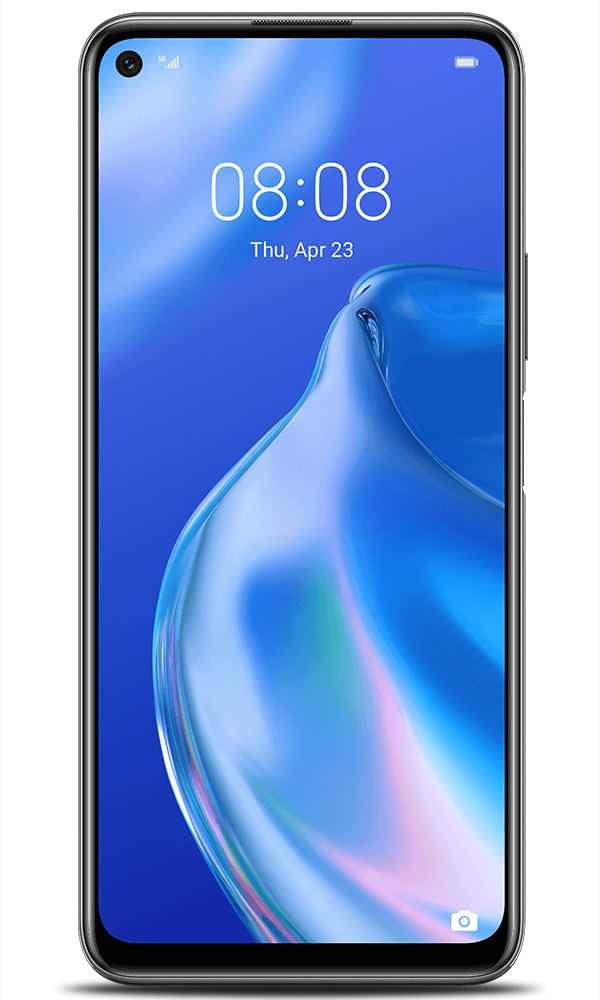 Huawei P40 lite 5G in Midnight Black
