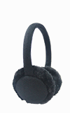 Vodafone Earmuff Headphones (Black)