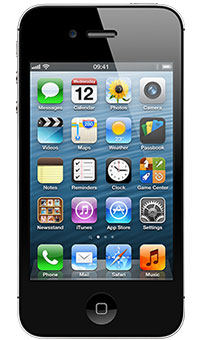 Apple iPhone 4s 8GB on Pay monthly