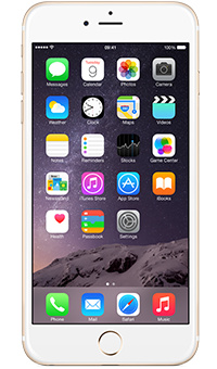 Apple iPhone 6 plus 128GB on Pay monthly