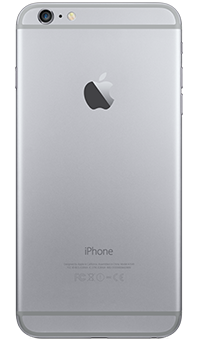 pay as you go iphone iphone 6 plus space grey on pay as you go from vodafone 4776