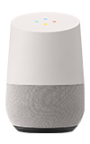 Google Home (Snow)