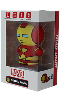 Iron Man Power Bank
