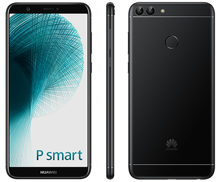 custodia doppia huawei p smart