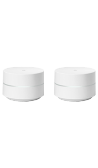 Save £30 on the Google WiFi Twin Pack