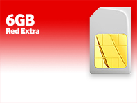 6GB Red Extra