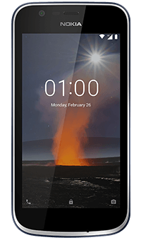 Nokia 1 PAYG (Dark Blue)