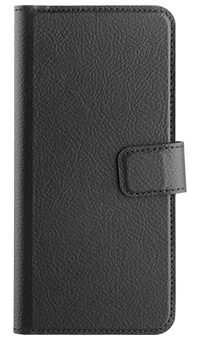 XQISIT Slim Wallet Selection for Samsung Galaxy S9 - Front
