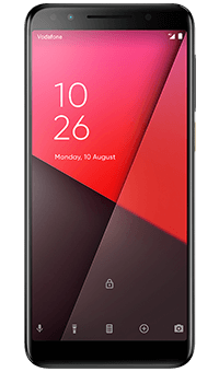 Vodafone Smart N9 PAYG Black