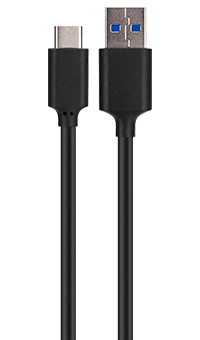 XQISIT Charge & Sync USB C to USB Cable