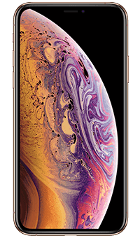 Apple iPhone Xs Gold - Front