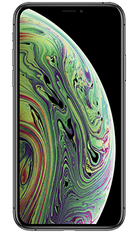 Apple iPhone Xs Space Grey - Front