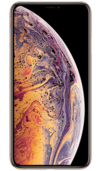 Apple iPhone Xs Max Gold - Front