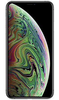 Apple iPhone Xs Max Space Grey - Front