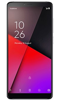 Vodafone Smart X9 PAYG Black