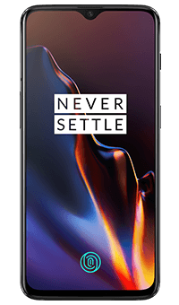 OnePlus 6T (Mirror Black)