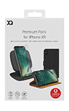 XQISIT Premium Bundle Pack for iPhone XR