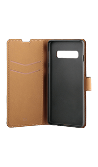 XQISIT Slim Wallet Selection for Samsung Galaxy S10+