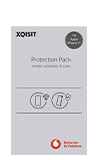 XQISIT Protection Pack for iPhone 11