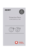 XQISIT Protection Pack for iPhone 11 Pro