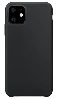 XQISIT Silicone Case for iPhone 11