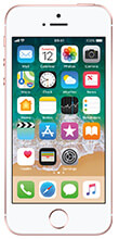 Apple iPhone SE Pink Gold