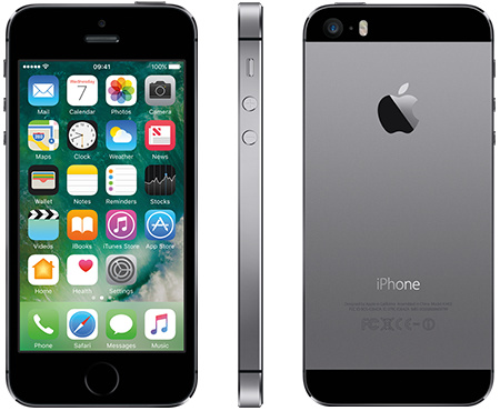 iPhone 5s deals and contracts from Vodafone