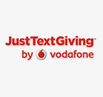 Just Text Giving by Vodafone logo