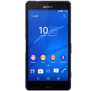 Choose a Sony smartphone or tablet from Vodafone