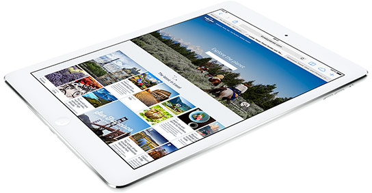 ipad air wireless
