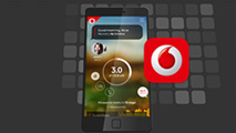 Check the new design and feel of the My Vodafone app