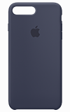 Apple iPhone 7 Plus Silicone Case (midnight blue)