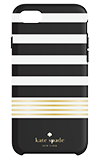 Kate Spade iPhone 7 Stripes Case