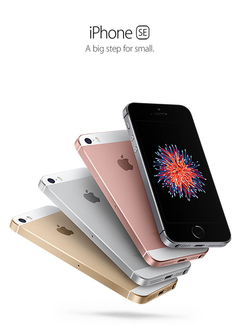 iPhone SE deals and contracts | Pay monthly | Vodafone