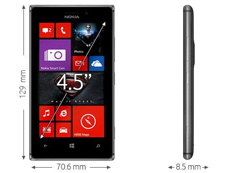 Nokia Lumia 925 4G 32GB black