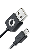 Vodafone Charge Cable with microUSB connector