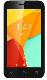 Vodafone Smart mini 7 in black