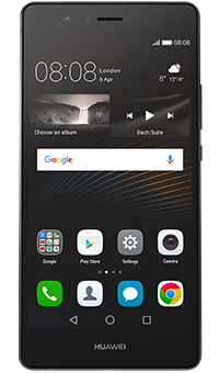 Huawei P9 Lite in black