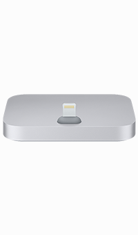 Apple Lightning Dock in Space Grey